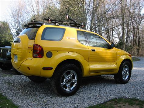 2001 Isuzu Vehicross by 69jughead 2001 Isuzu Vehicross Specs Photos Modification