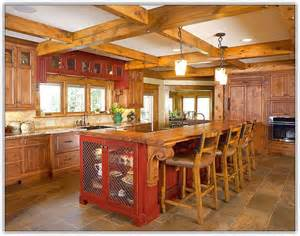 kitchen island carts with seating rustic kitchen islands with seating home design ideas