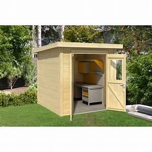 Abri De Jardin Ouvert : abri de jardin en bois nevada 3 73 m abris de jardin ~ Premium-room.com Idées de Décoration