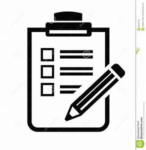 Clipboard Black And White Clipart - Clipart Suggest