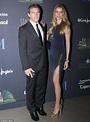 Antonio Banderas brings girlfriend Nicole Kimpel to his ...