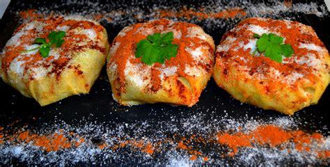cuisine marocaine recette facile de mini pastilla marocaine au poulet