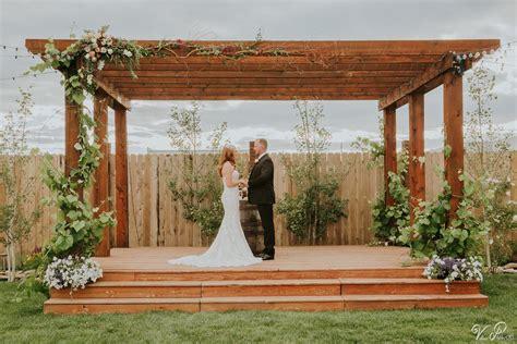 Balistreri Vineyards Denver Weddings Colorado Here