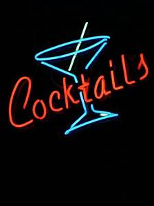 Bar signs Cocktails and Signs on Pinterest