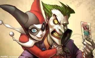 Joker and Harley Quinn Comics