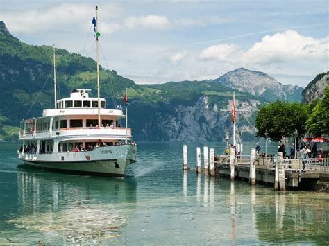 Boat Trips Lucerne Switzerland by 694 Best Images About Alpine Lakes Switzerland On