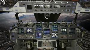 Space Shuttle Cockpit Wallpaper - Pics about space