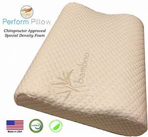 best pillow for neck pain 2017 reviews ultimate guide With best memory foam pillow for neck pain