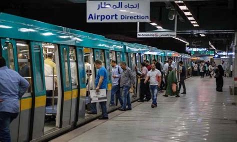 nat  buy   air conditioned metro trains egypt today