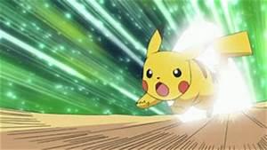 Pokémon Era Black: BW Attack Dex: Pikachu