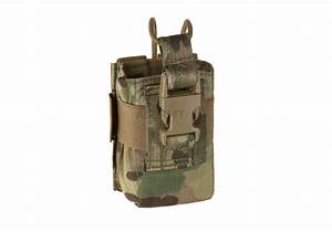 Small Radio Pouch Multicam  Warrior  - Utility