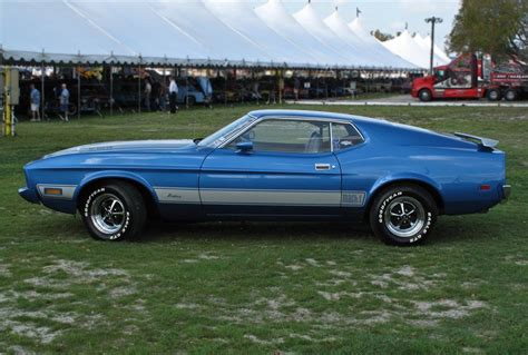 1973 ford mustang fastback 1973 ford mustang mach 1 2 door fastback 102128