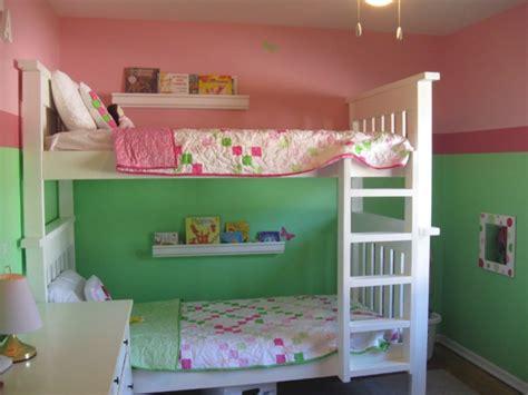 Wandfarbe Kinderzimmer Mädchen by Wandgestaltung Kinderzimmer M 228 Dchen