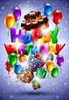 75+ Happy Birthday Images, Backgounds & Elements   Free ...