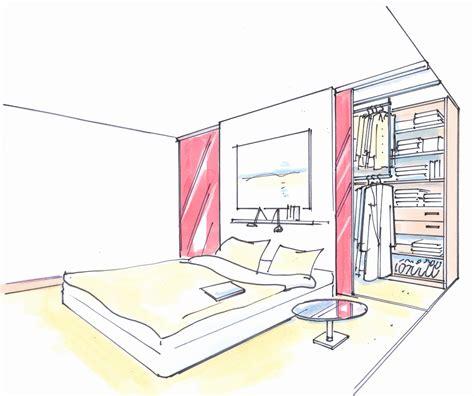 Begehbarer Kleiderschrank Mit Bett by Schrankraum Hinter Dem Bett
