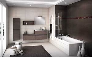 Tendance Carrelage Salle De Bain 2017 : salle de bain tendance carrelage ~ Farleysfitness.com Idées de Décoration