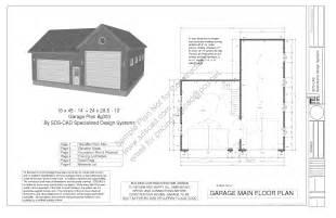 genius garage workshop plans free free garage plans sds plans part 2