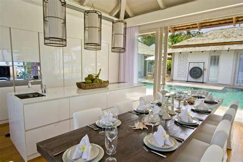 thai kitchen design contemporary thailand villa offers a refined experience 2709