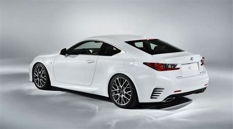 lexus sports car rc 2015 lexus rc 350 f sport photos specs and review rs