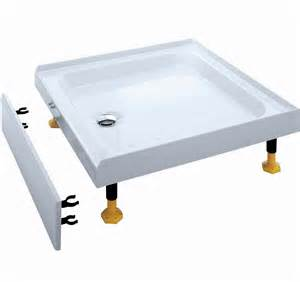 How To Make A Shower Tray by Coram Waterguard Shower Tray 760mm X 760mm 3 Upstands