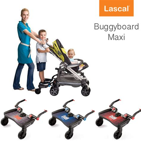 lascal buggyboard maxi a safe ride for your
