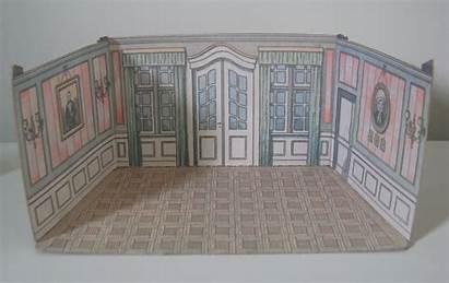 Dollhouse Flooring Floor Doors French Furnishings Wallpapersafari