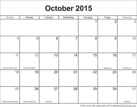 october  printable calendar printable blank calendarorg