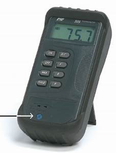 Tc305k Digital Handheld Thermometer