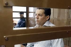 Russian court sentences Ukrainian reporter to 12 years for ...