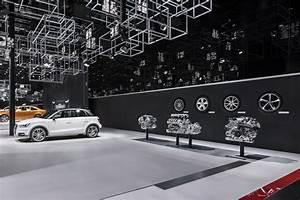 Audi Shanghai 2017 Metron Eging GmbH