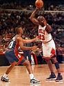 """選手實著 / Michael Jordan 著用 Air Jordan XI """"Bred"""" – KENLU.net"""