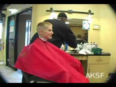 kats high  tight haircut  chiseler barbershop