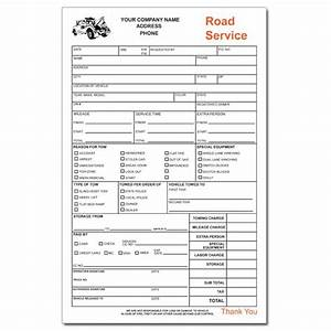 towing invoice roadside service forms designsnprint With towing invoice forms