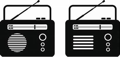 Radio Clipart 1960s Transistor Clip Vector Clipground