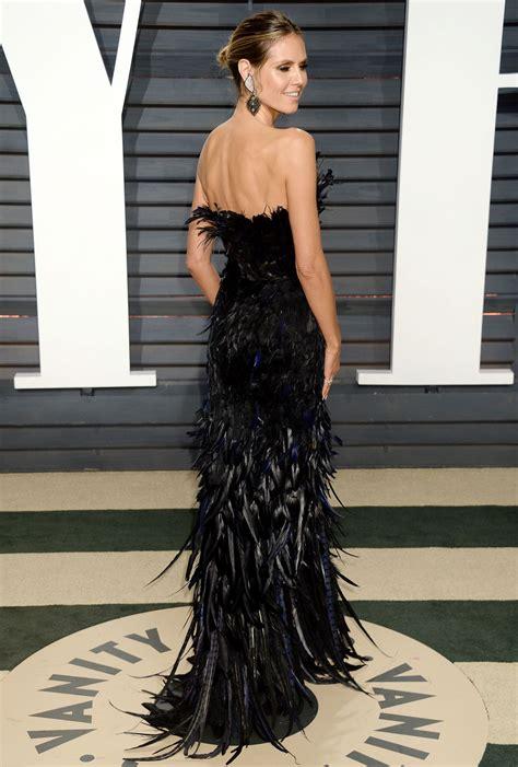 Heidi Klum Vanity Fair Oscar Party Los Angeles