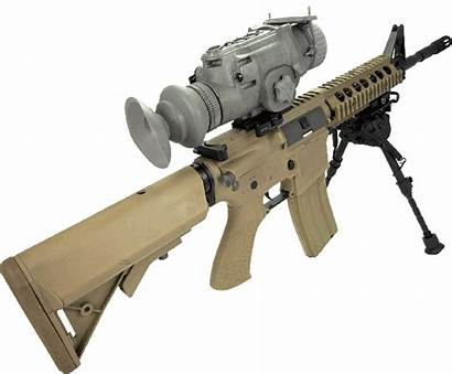 Thermal Scope Military Lwts L3 Mounted Rear