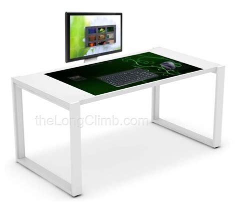 bureau tactile exodesk un vrai bureau tactile