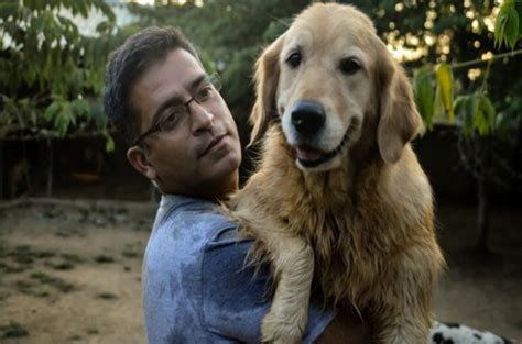 indian businessman opens  home   homeless dogs