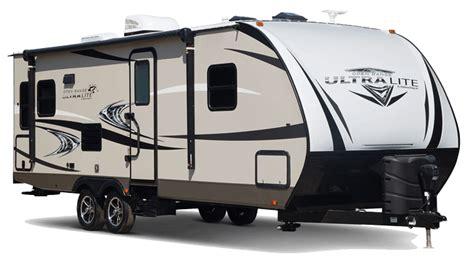 ultra light travel trailers open range ultra lite travel trailer