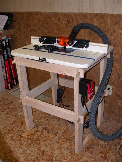 router tables compatible  heavy duty hp router combo
