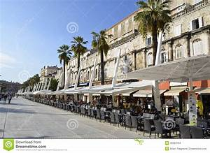 Split Croatia Editorial Stock Image - Image: 45584184
