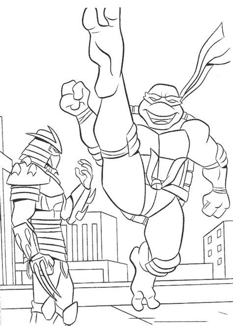 dibujos  colorear de las tortugas ninja plantillas  colorear de las tortugas ninja
