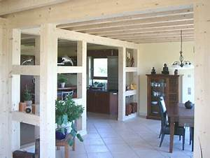 Holzbalken Als Raumteiler : raumteiler aus fachwerk die neuesten innenarchitekturideen ~ Sanjose-hotels-ca.com Haus und Dekorationen