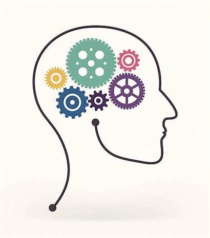 Psychology Thinking Icon Vector Psychological Illustration Counseling