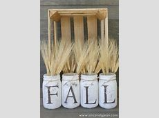 25 Irresistable DIY Fall Decor Projects Farmhouse Style