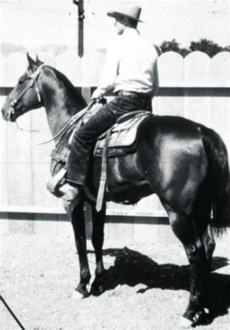 horse ranch bloodlines driftwood pedigree western texas horseman bred standing peake