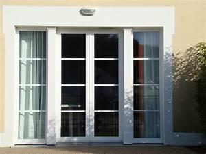 Les portes fenetres pvc for Les portes fenetres