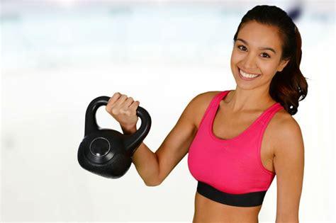 kettlebell challenge workout