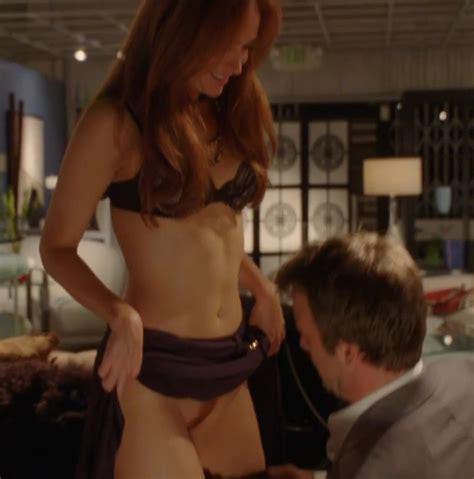 Rebecca Creskoff Nude Oral Sex Scene In Hung Series Free