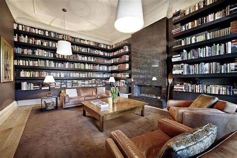 cool home libraries cool home libraries